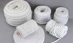 Popraskané azbestové lano
