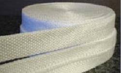 Popraskané azbestové pásky