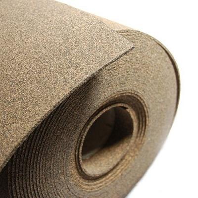 Neoprénový kaučuk Vynikajúci tesniaci korkový gumový plech