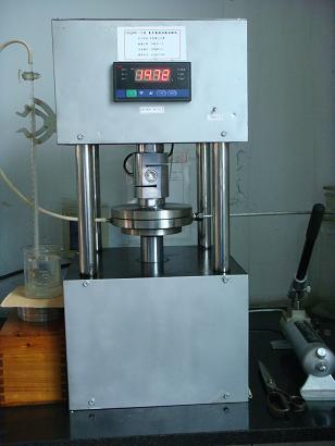 Zariadenie na testovanie vysokotlakej vzduchovej tesnosti 20T
