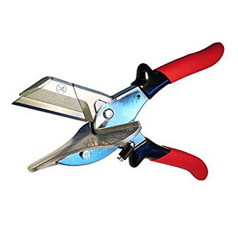 Tesniaci krúžok na strihacie nožnice