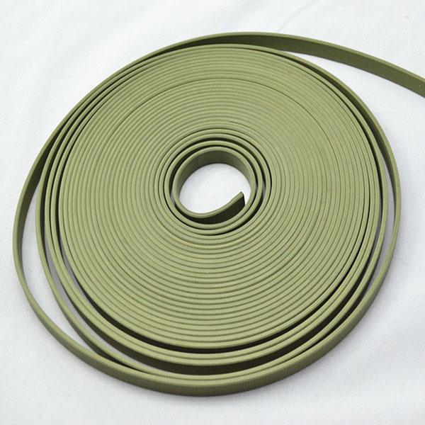 Zelená farba Ptfe Guide Strip