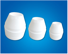 PTFE príslušenstvo pre tlač a farbenie mechanických zariadení