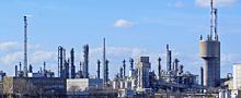 Chemická petrochemická výroba